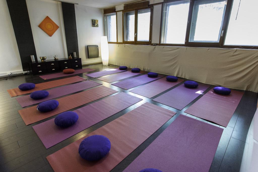 location salle formation santé naturelle et yoga à lyon