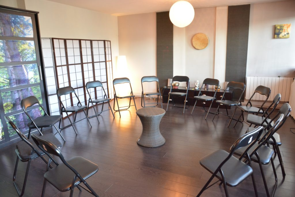 location salle formation et yoga à lyon