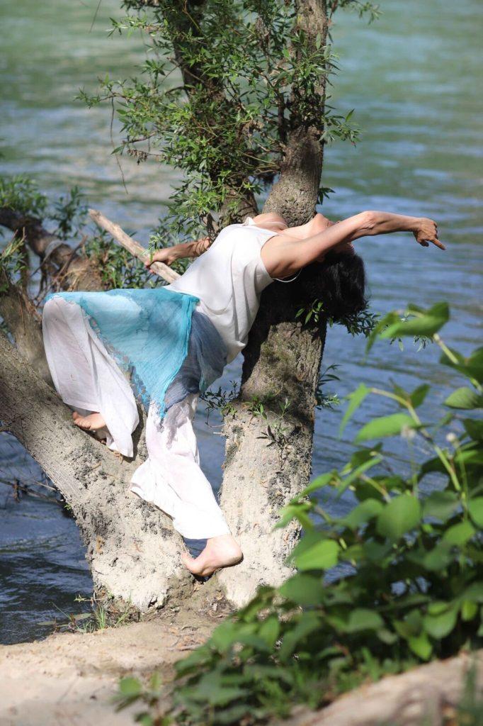Danse berges du Rhône