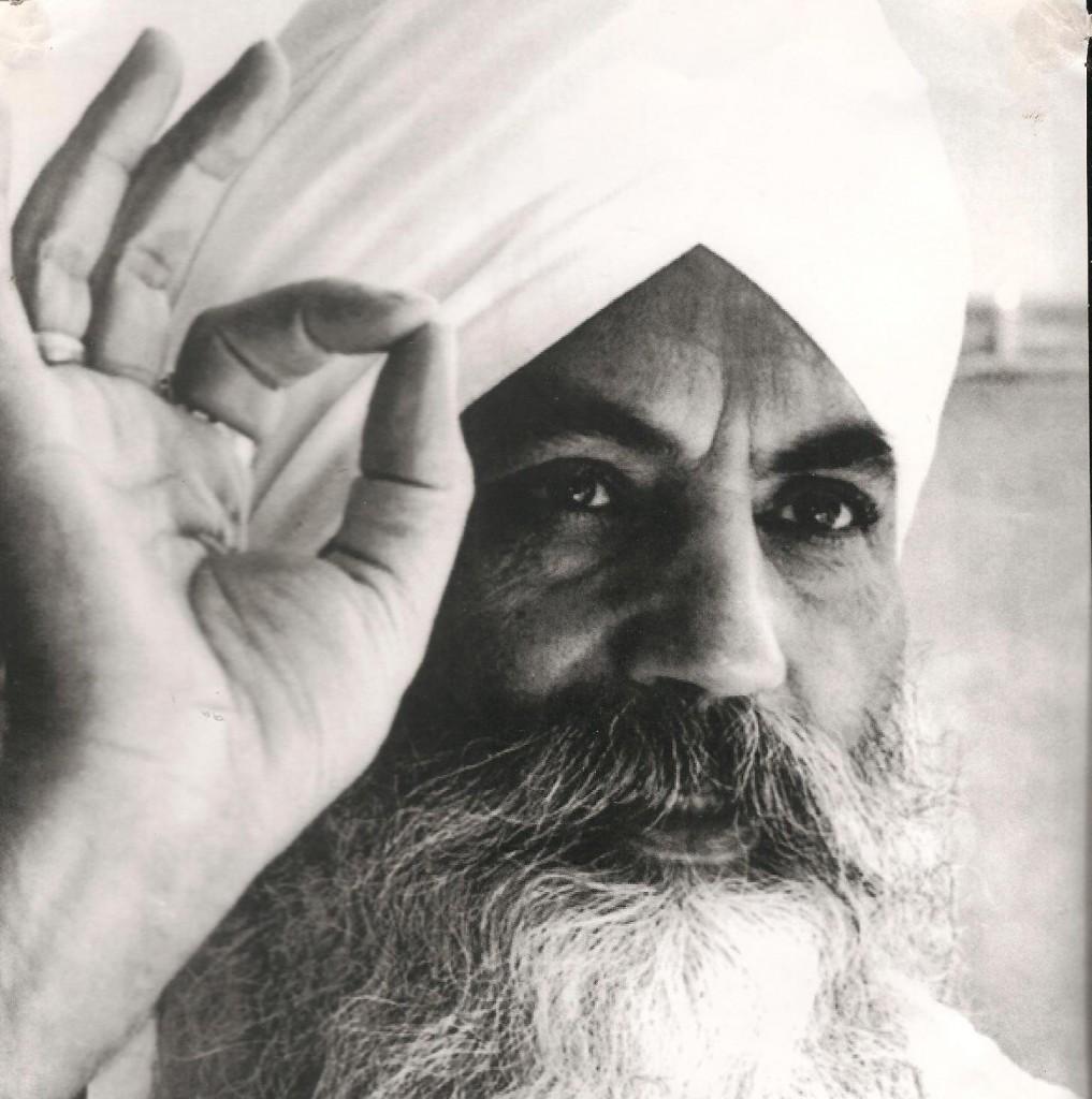 Yogi Bajhan Kundalini Yoga