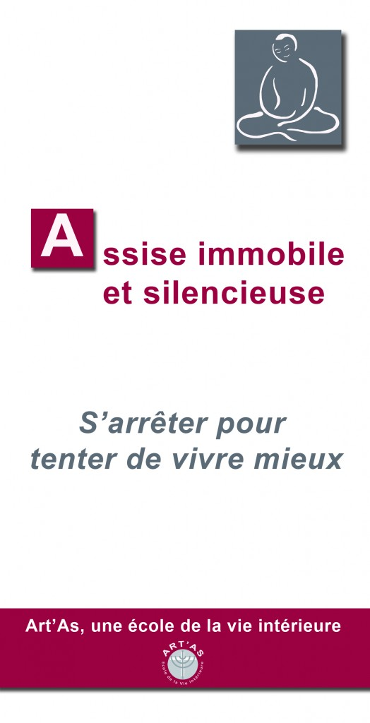 assise immobile silencieuse