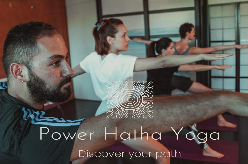 Power Hatha yoga